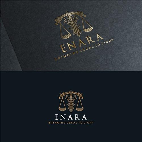 ENARA Logo Design