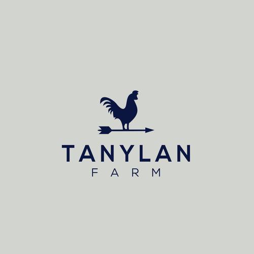 Tanylan Farm - Logo design