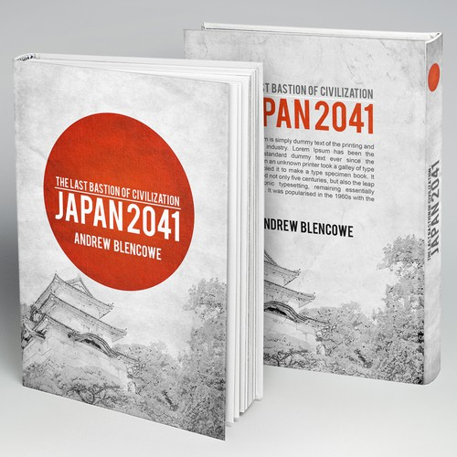 Japan as the sole superpower by 2041