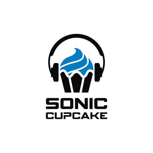SONIC CUPCAKE