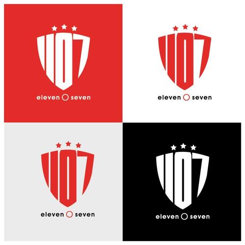Help eleven 0 seven of 1107 met een nieuw logo