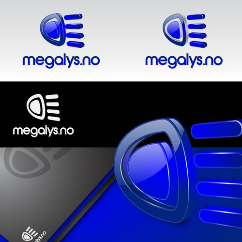 Create the next logo for Megalys.no