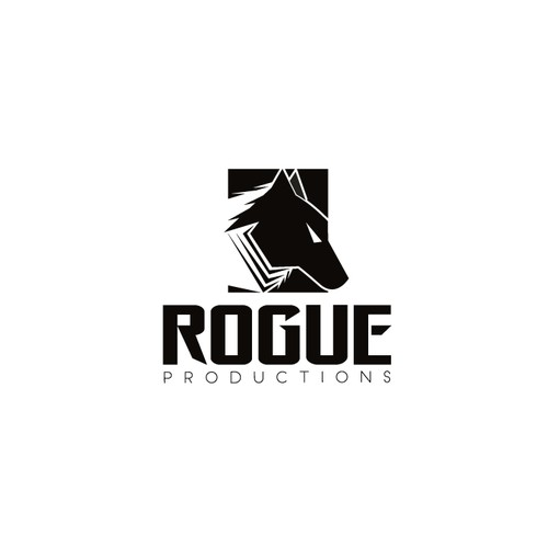 logo for ROGUE PRODUCTION