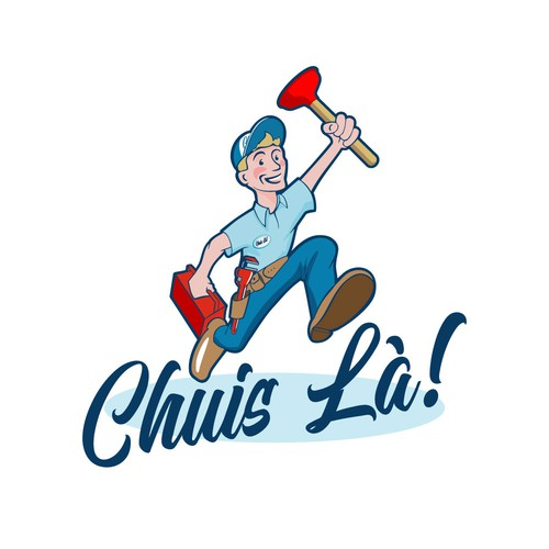 1,2,3, Cuis La! logo