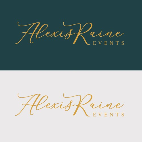 Logo for a Wedding & Event Planner