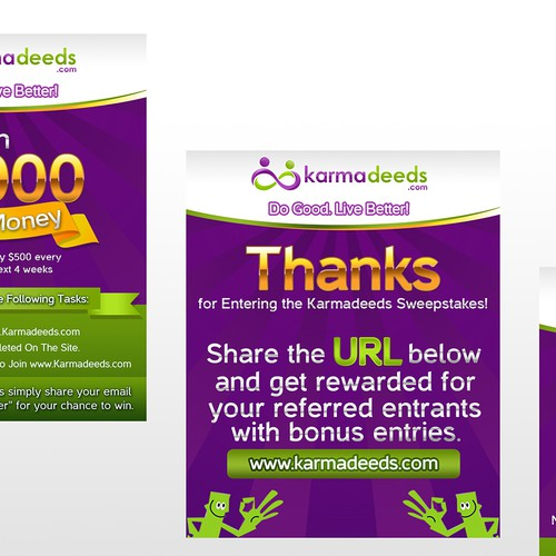 Karmadeeds.com needs a new business or advertising