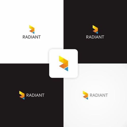 logo design for radiant