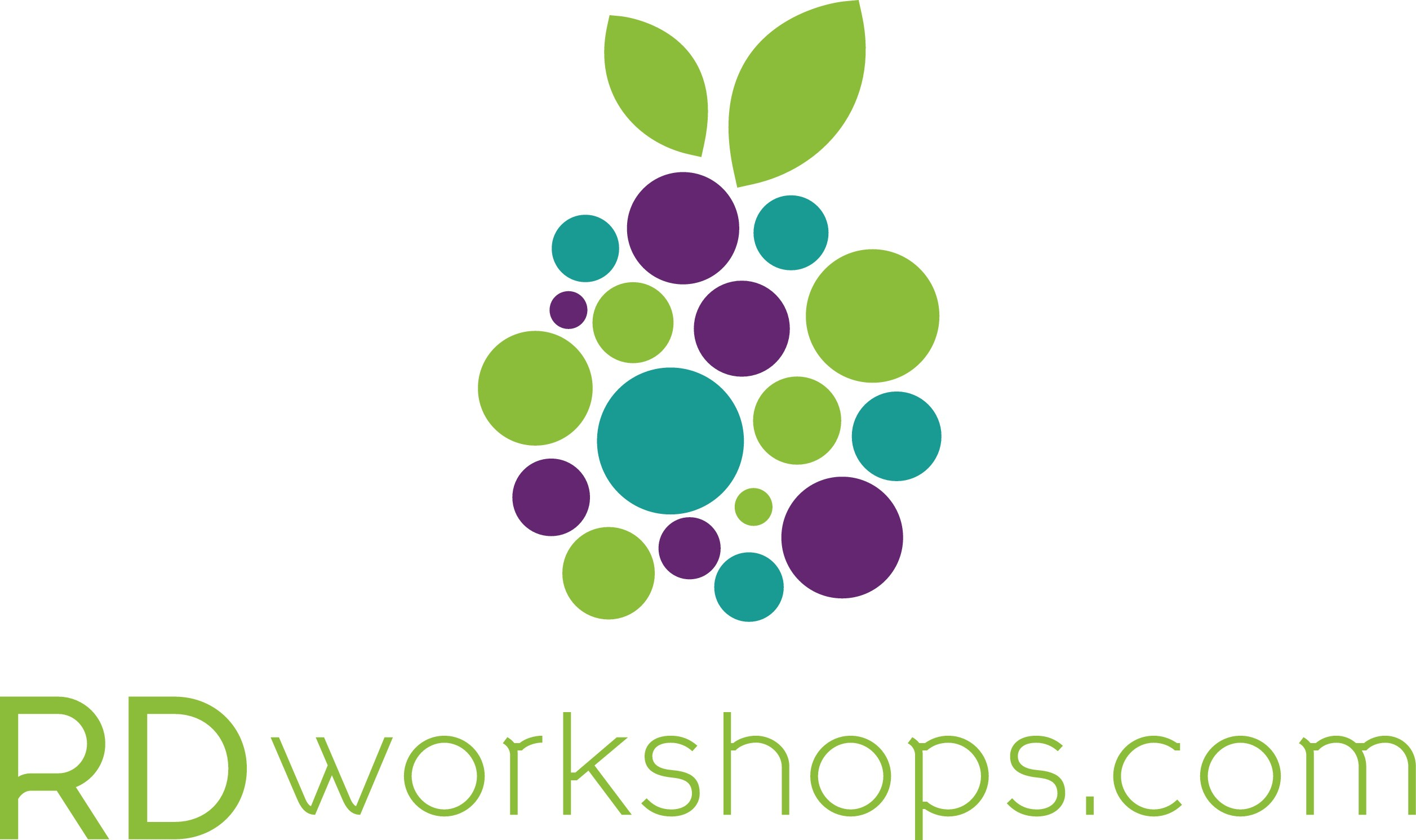 Create a professional, modern logo & business card for an education company focused on training dietitians.