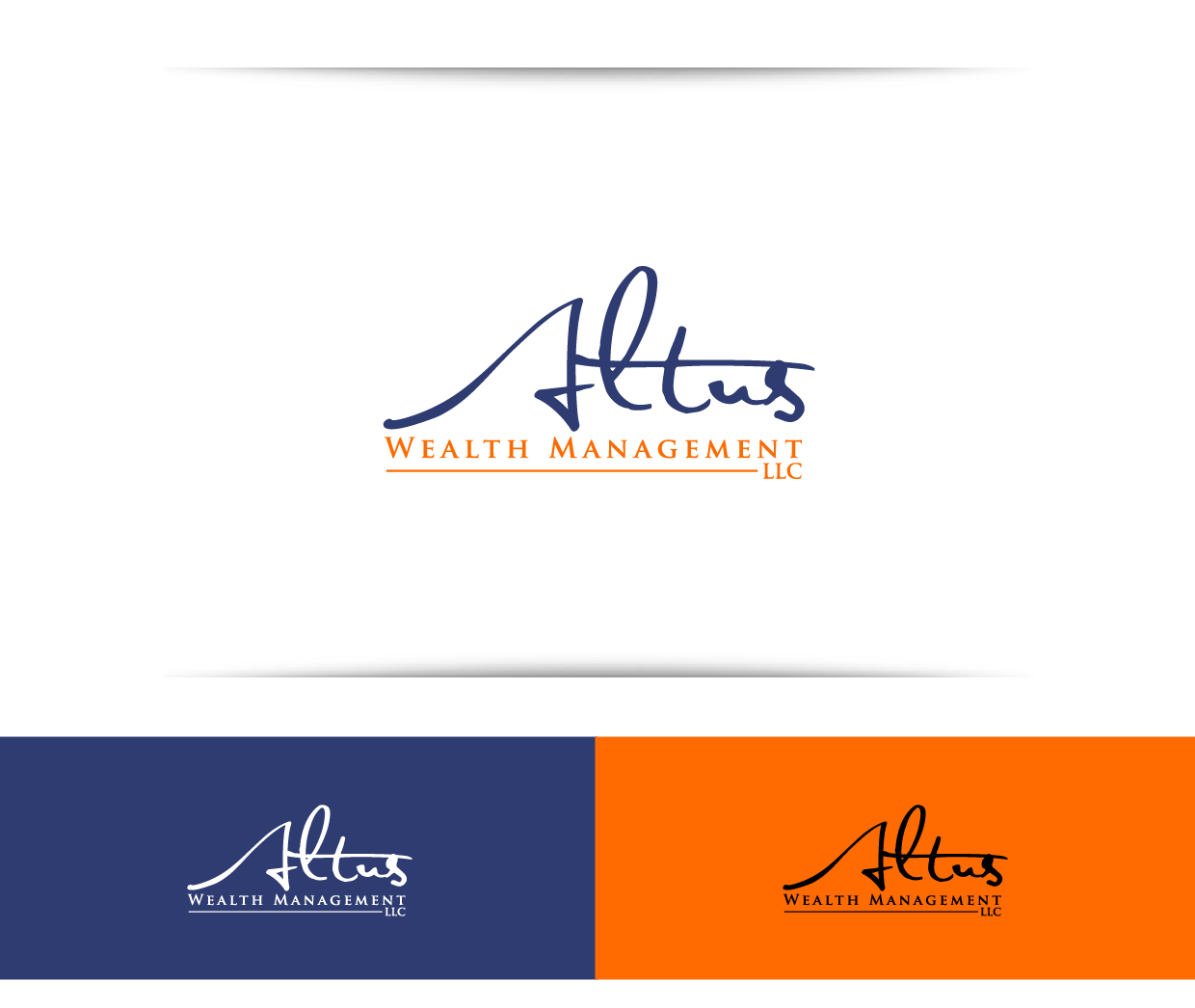 Looking for a 'top' design for Altus Wealth Mgmt