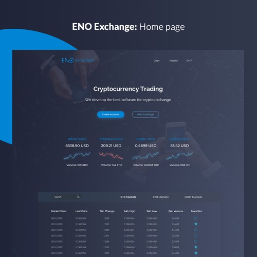 ENO Exchange