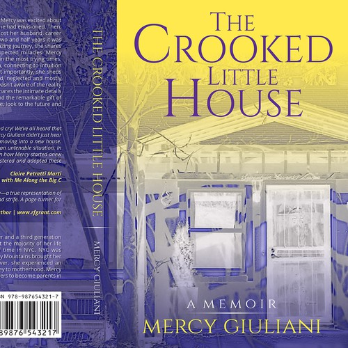 crooked little house book cover