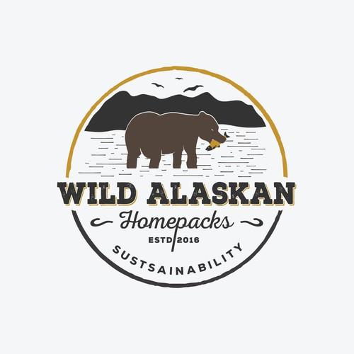 Logo for Wild Alaskan Seafoods