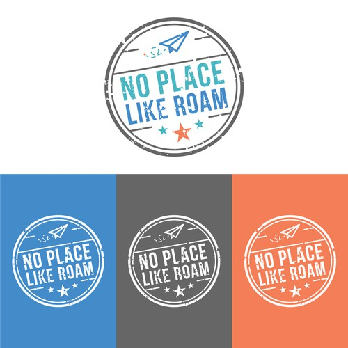 No Place Like Roam - Logo Design