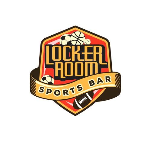 Sports Bar Logo for a new modern American Sports Bar