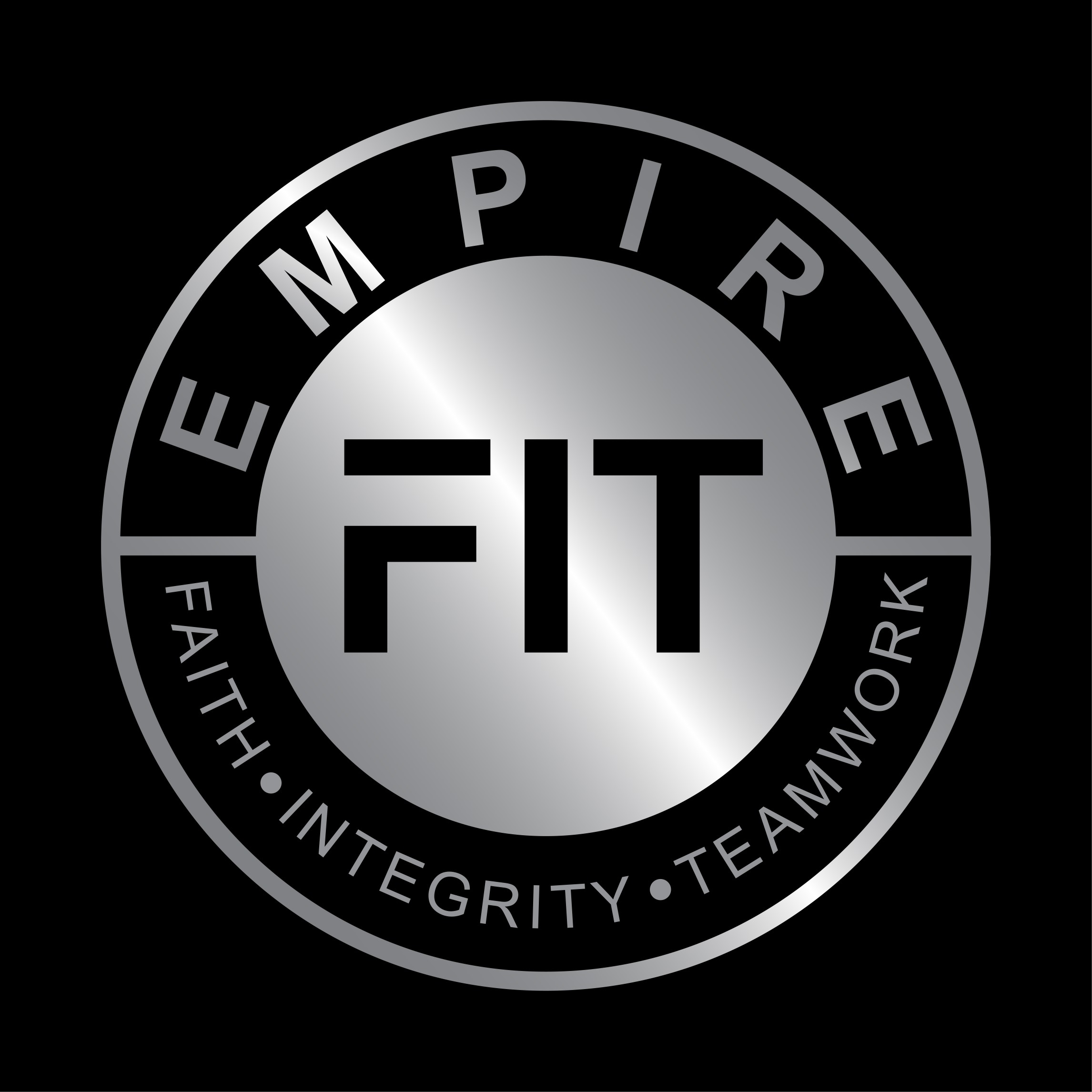 Design empowering logo for Empire FIT Coaching