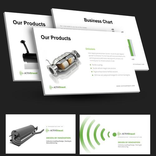 Powerpoint Prsentation Design