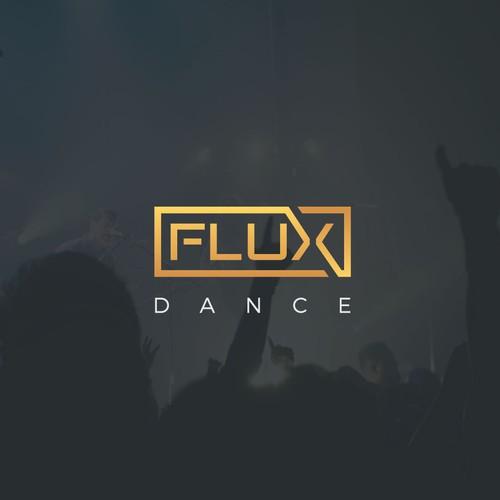 Bold logo for a Talent company