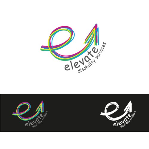 Elevate Disability Services needs a new logo