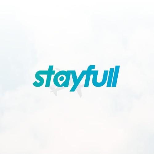 Stayfull Logo Design - Online Travel Agency
