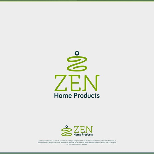 Logo for Zen Home Products