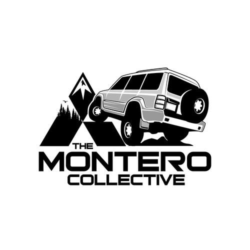 Logo for Mitsubishi Montero Instagram page