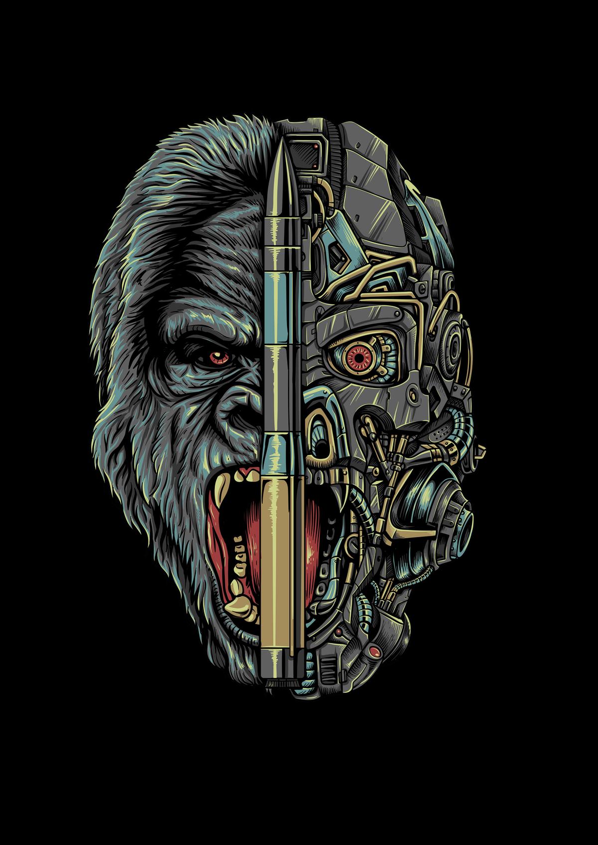 Gorilla AF