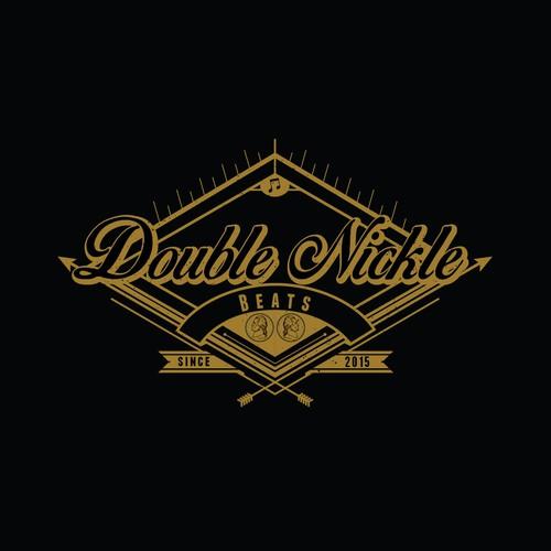 Double Nickel Beats Logo Contest
