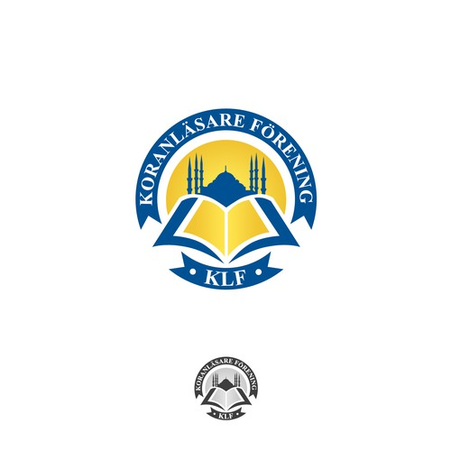 Logo for a Quran Association