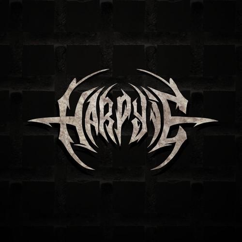 Metal band logo