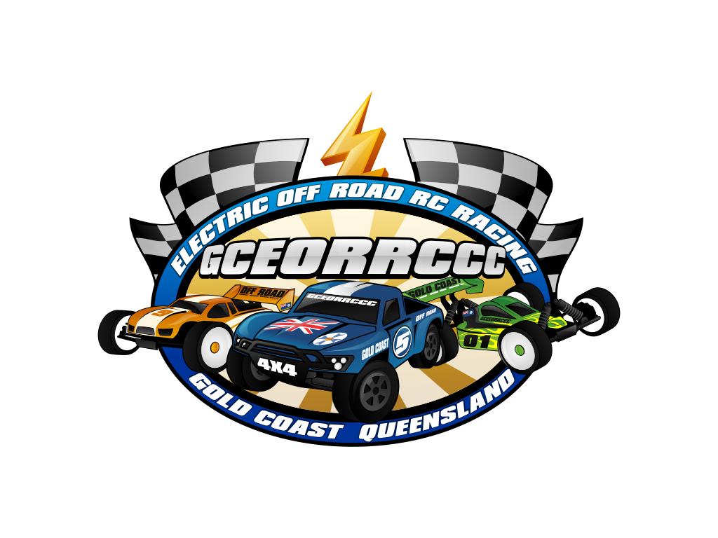 Gold Coast Electric Off Road Radio Controlled Car Club Inc  needs a new logo