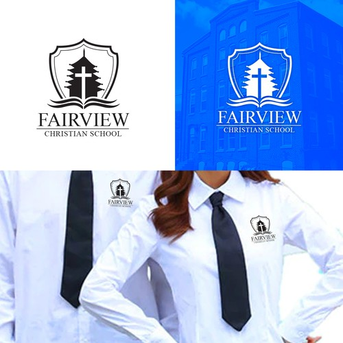 logo FAIRVIEW CHRISTIAN SCHOOL