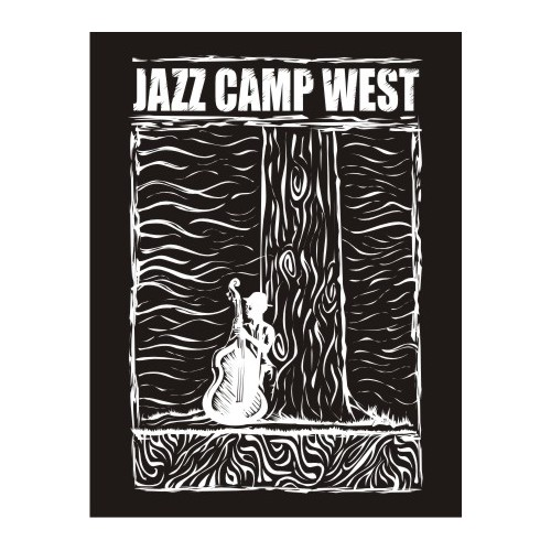 design for JAZZ CAMP WEST