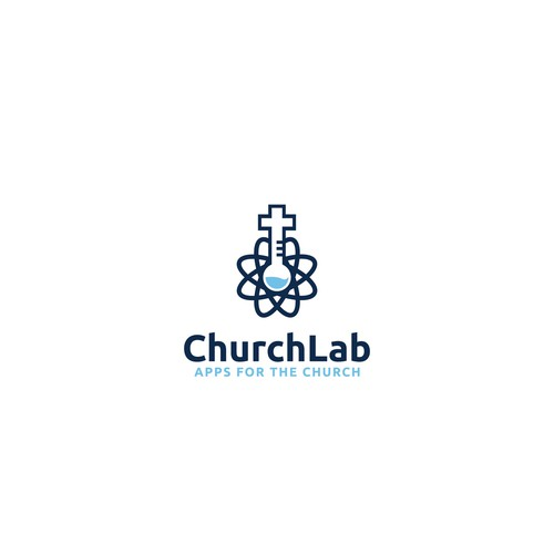 Logo for lab company