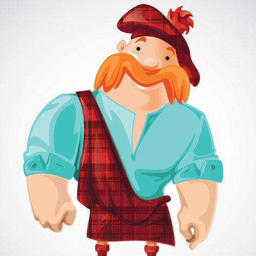 SEO Scotsman needs a new illustration