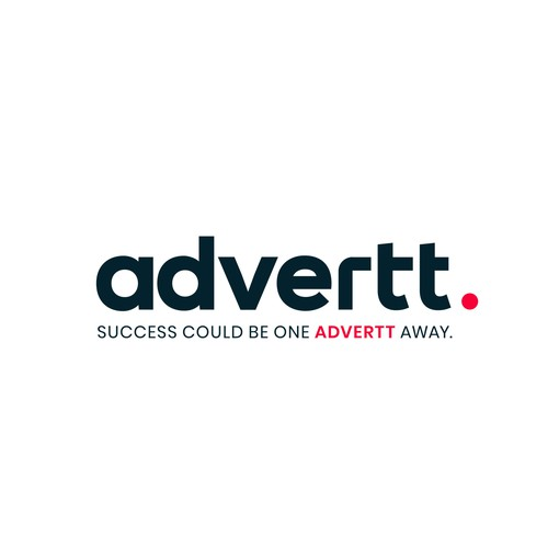 advertt. - Logo Design
