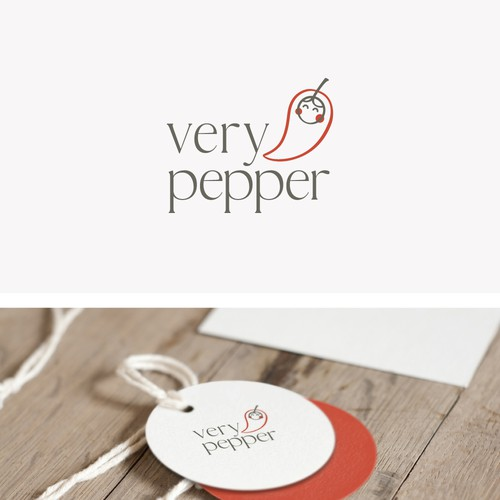 Logo for a baby product