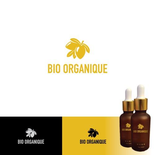 Logo for Argan oil product
