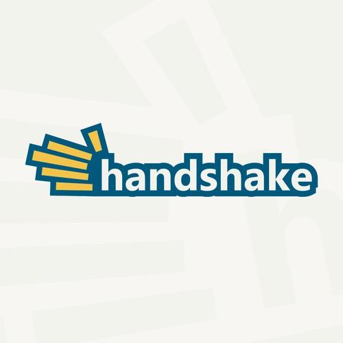 Create the next logo for Handshake
