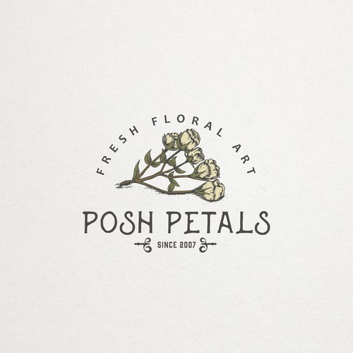 Posh Petals (Fresh Floral Art)