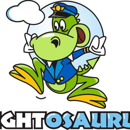 Help Flightosaurus with a new logo