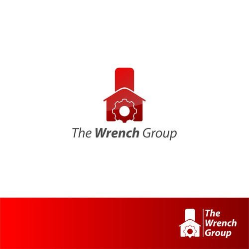 Logo concept for The Wrench Group