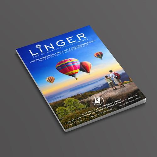 LiNGER Print Ad