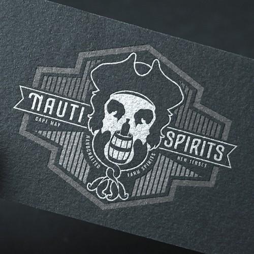 Nauti Spirits logo
