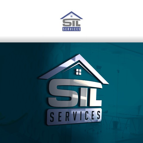 Logo concept for Sil Services