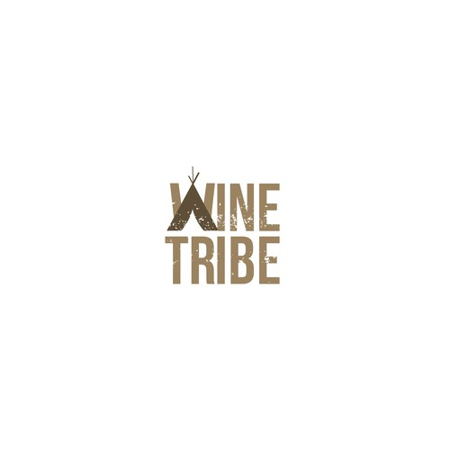 Wine Tribe Logo Designs