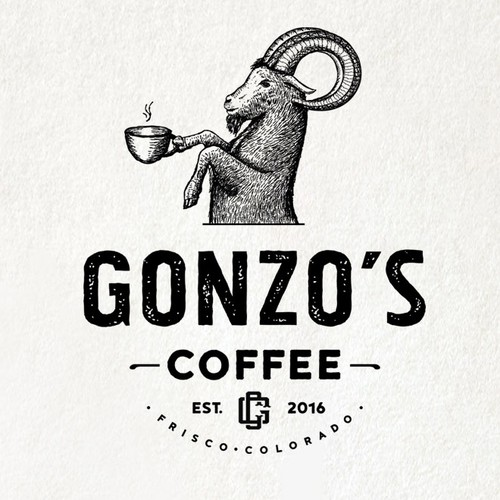 Gonzo's coffee