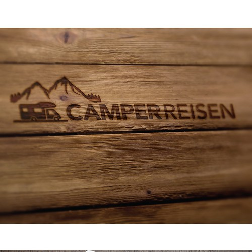 Wanted: New logo for camper-reisen.com (web-layout already exists!)