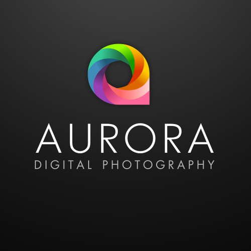 Logo for Aurora Digital Photography