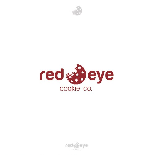 Red Eye Cookie