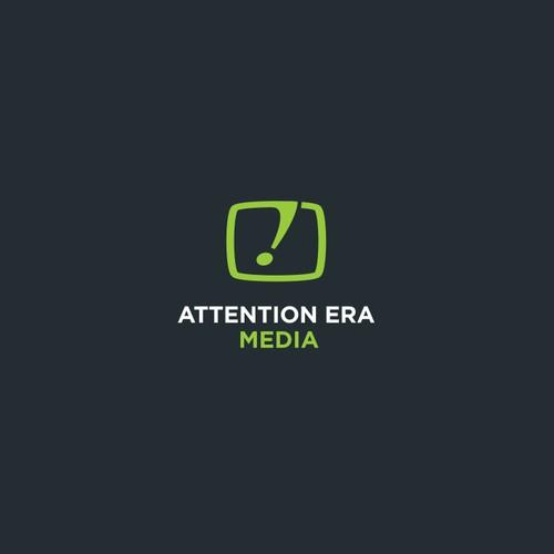 Logo for Attention Era Media